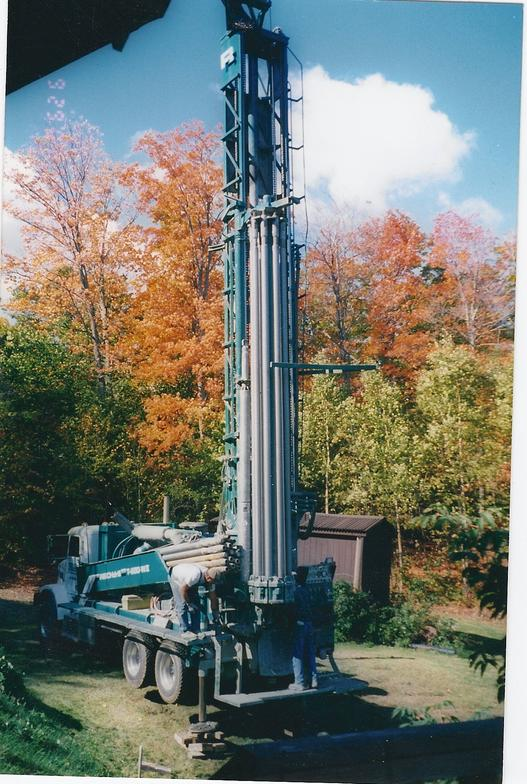 Valley Artesian Well Company Ascutney Vermont